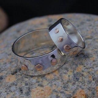 Gold Nugget Wedding Rings 61 Good  r A pair