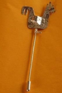 Gold Nugget Wedding Band 77 Superb My cockerel pin brooch